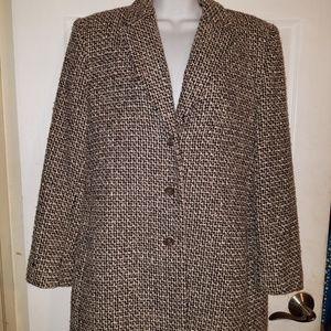 Vintage Austin Reed Women's Tweed Jacket Blazer